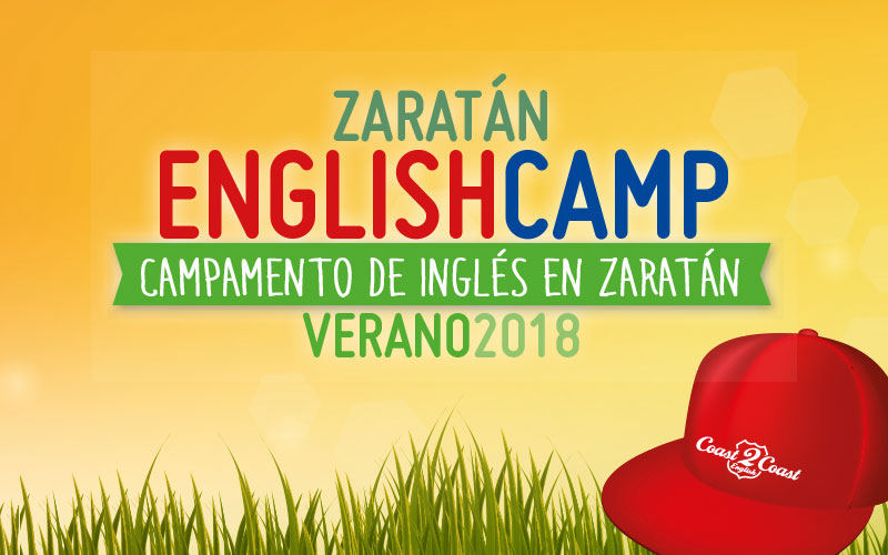 Zaratán English Camp 2018
