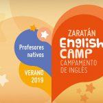 Zaratán English Camp 2019