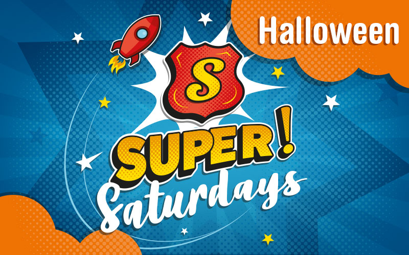 Super Saturday Halloween